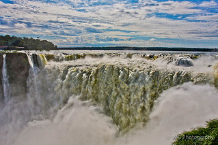 The largest cataract of the Iguazu falls -- Garganta del Diablo | by iShot71