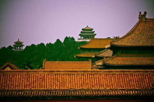 Golden rooftops