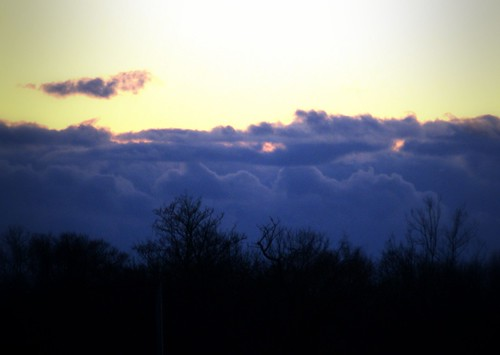 trees winter sunset ohio sky cold clouds landscape dusk sony february 2012 a230 fairfieldcounty stoutsville