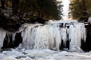 Bozen Kill Falls - Duanesburg, NY - 2012, Jan - 07.jpg | by sebastien.barre