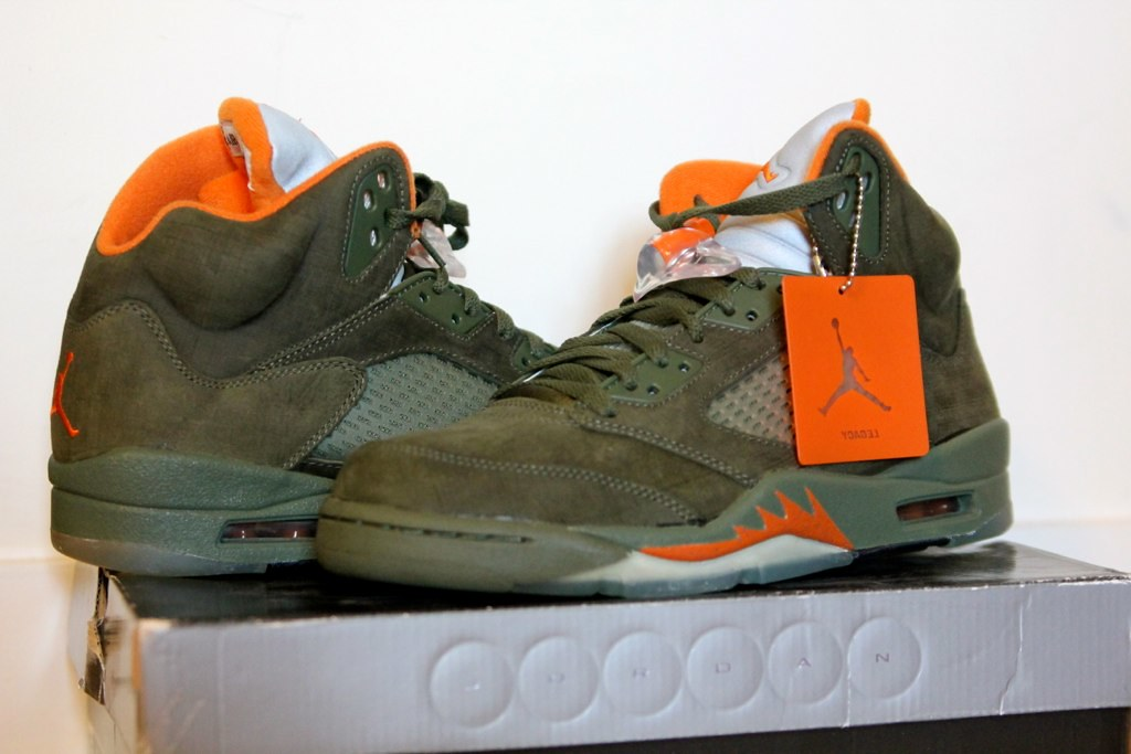 new product 71908 f5442 Jordan 5 Undefeated | caught these on Ebay at a great price ...