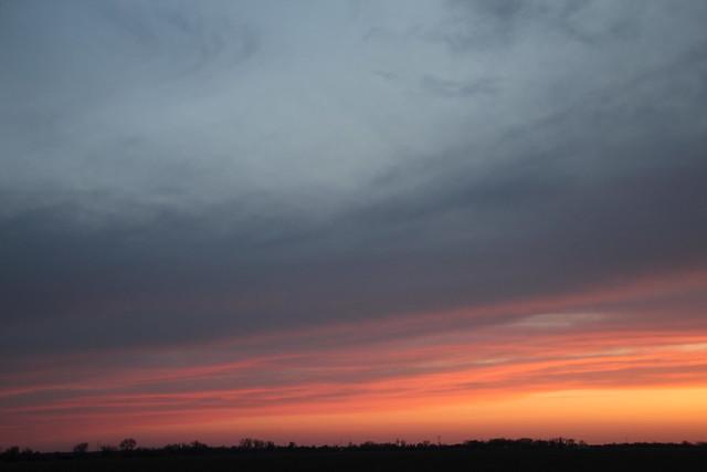 032612 - Nebraska Sunset