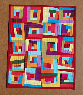 Doll Quilt Swap 12 Front | by sharpshayla