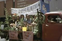 Girl Guides float 1971