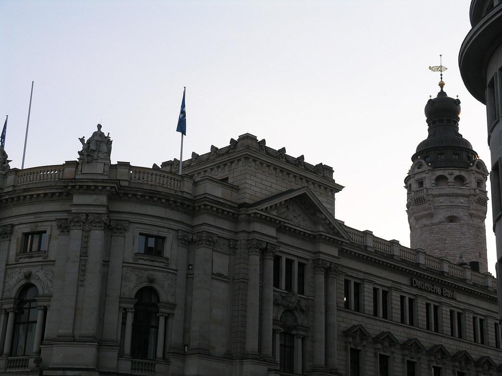 Town Hall Leipzig Steadystead Flickr