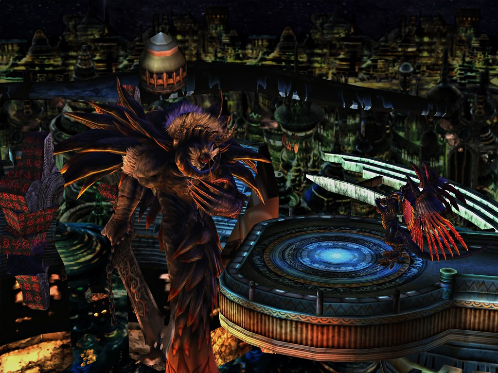 Final Fantasy X Ffx Hd Wallpaper Set 22 09 Final Battle Flickr