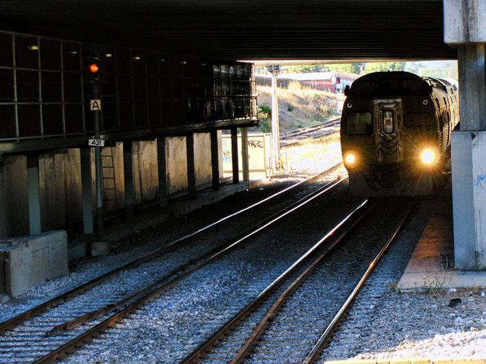 Keswick Railway Station by baytram366