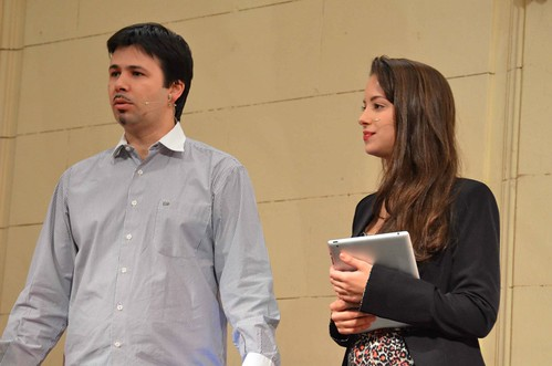 Santiago do Rego y Camila Velasco | by TEDxUTN