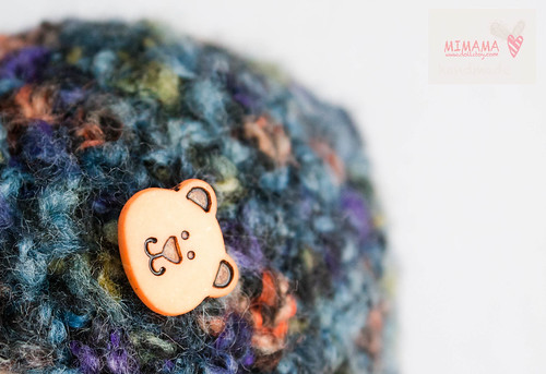 Hat detail | by Mimama Handmade