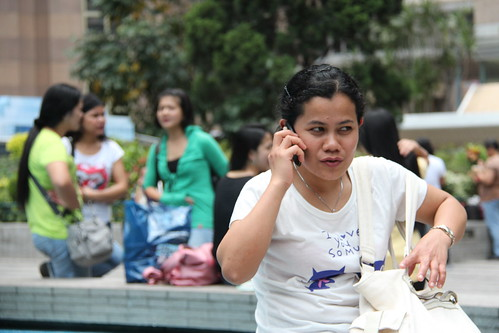 Calling Home: Migrant Workers in Hong Kong | by WongKC2012