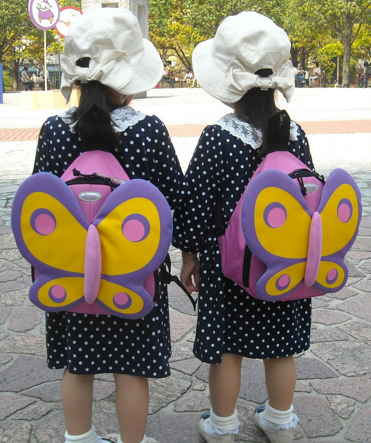 Cute Kids in Tokyo