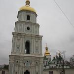 Ukraine - Kiev - Cathédrale Sainte-Sophie