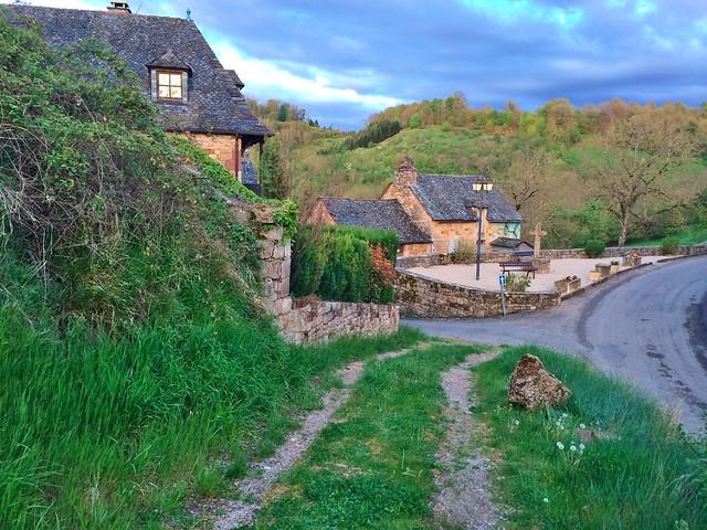 Muret le Chateau, Aveyron, SW France