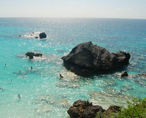 ocean vacation seascape beach water bermuda