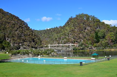 First Basin pool
