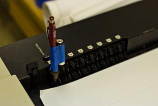 Pencil Plotter