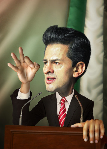 Enrique Peña Nieto | by ArmandoH2O