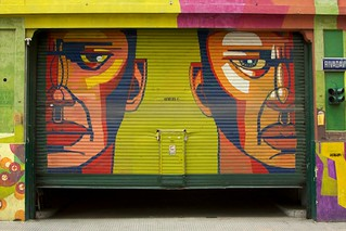 Argentina - Buenos Aires Street Art - 04 | by mckaysavage