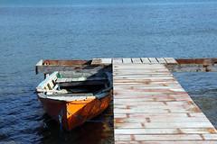 Santa Catalina - En el Muelle