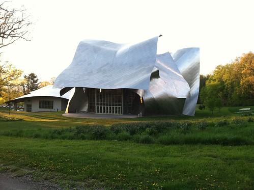 Bard College, Frank Gehry, architect: Richard B. Fisher Center for Performing Arts | by sclboston