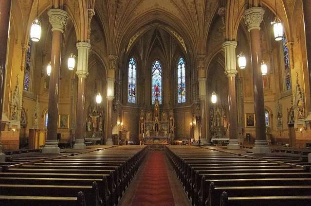 St. Michael Catholic Church, Rochester, NY