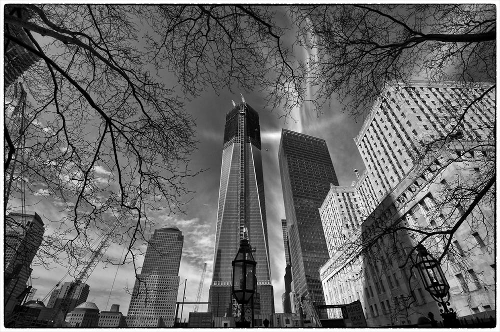 Site of Twin Towers now | Des McMahon | Flickr