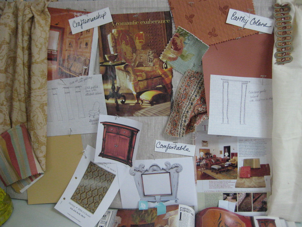 Mood board for a Tuscan Style Interior | Design Folly | Flickr