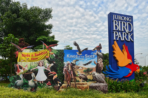 Jurong Bird Park | by chooyutshing