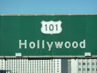 Hollywood 101 sign.jpg | by minnemom