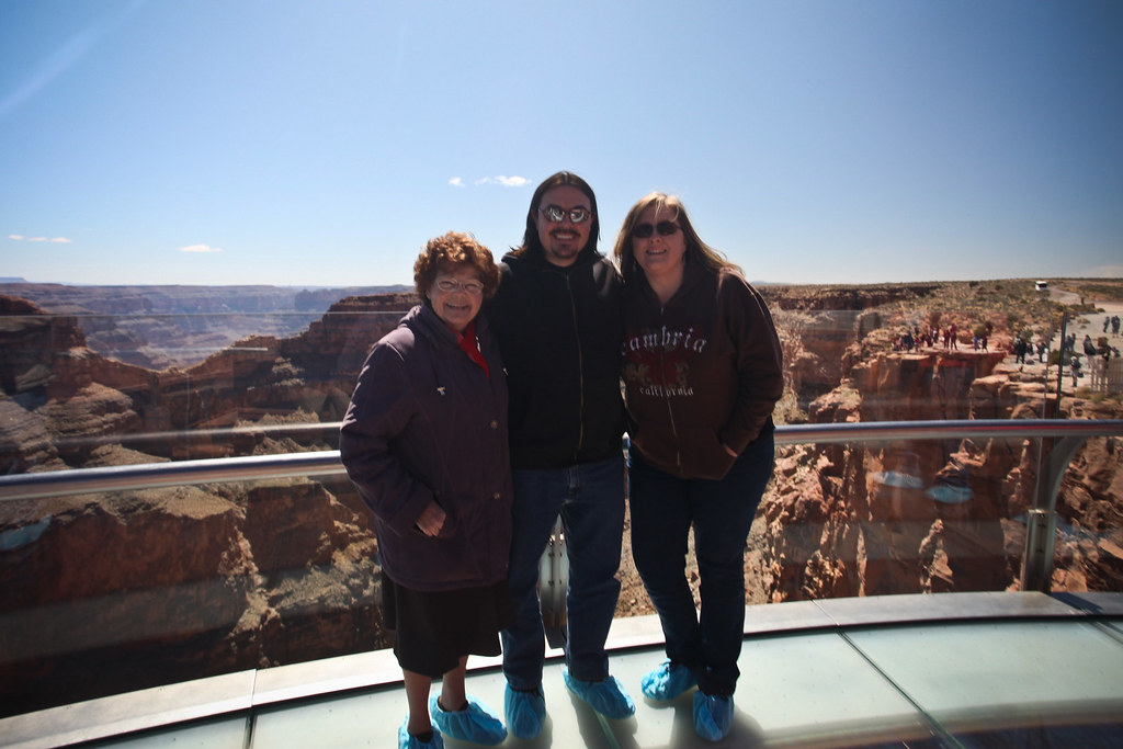 Grand Canyon Skywalk Gabe Flickr