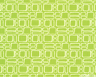 Mingle - Mod Mosaic Tiles - Green Apple