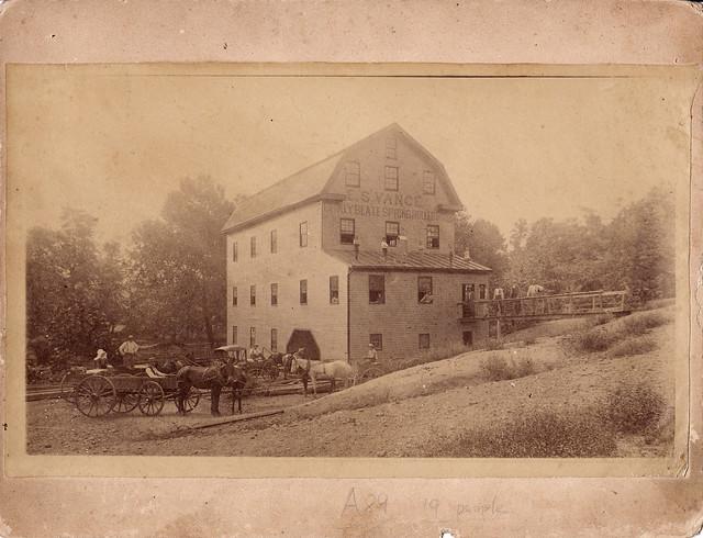 Vance's Mill
