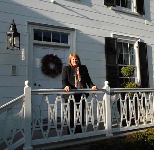 Mary Davis Holt - home