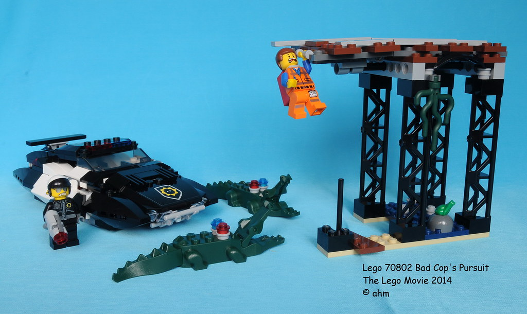 Lego The Lego Movie 70802 Bad Cop S Pursuit Lego The Lego Flickr