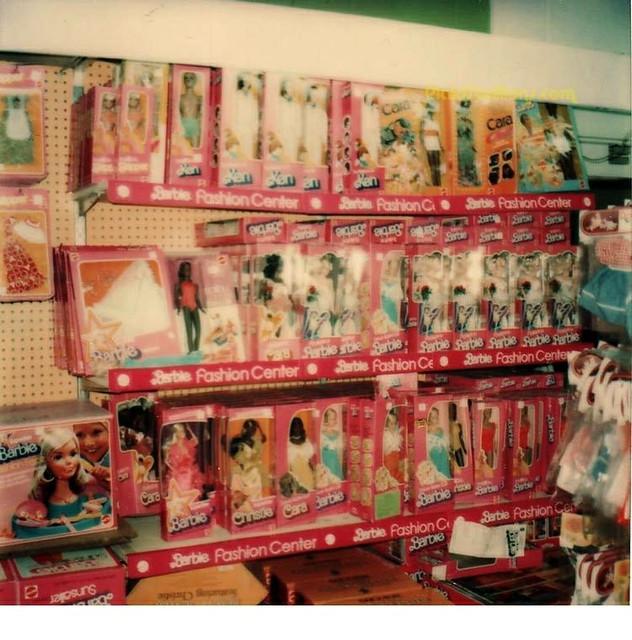 barbie dolls old toy store era superstar christie cara steffie  quick curls malibu