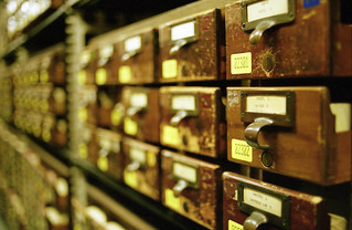 Card Catalogs at the Library of Congress | by Eric Spiegel