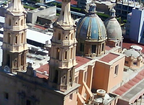 Benedicto XVI en México