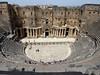 Bosra – římský amfiteátr z 2. století, foto: Ivana a Antonín Vávrovi