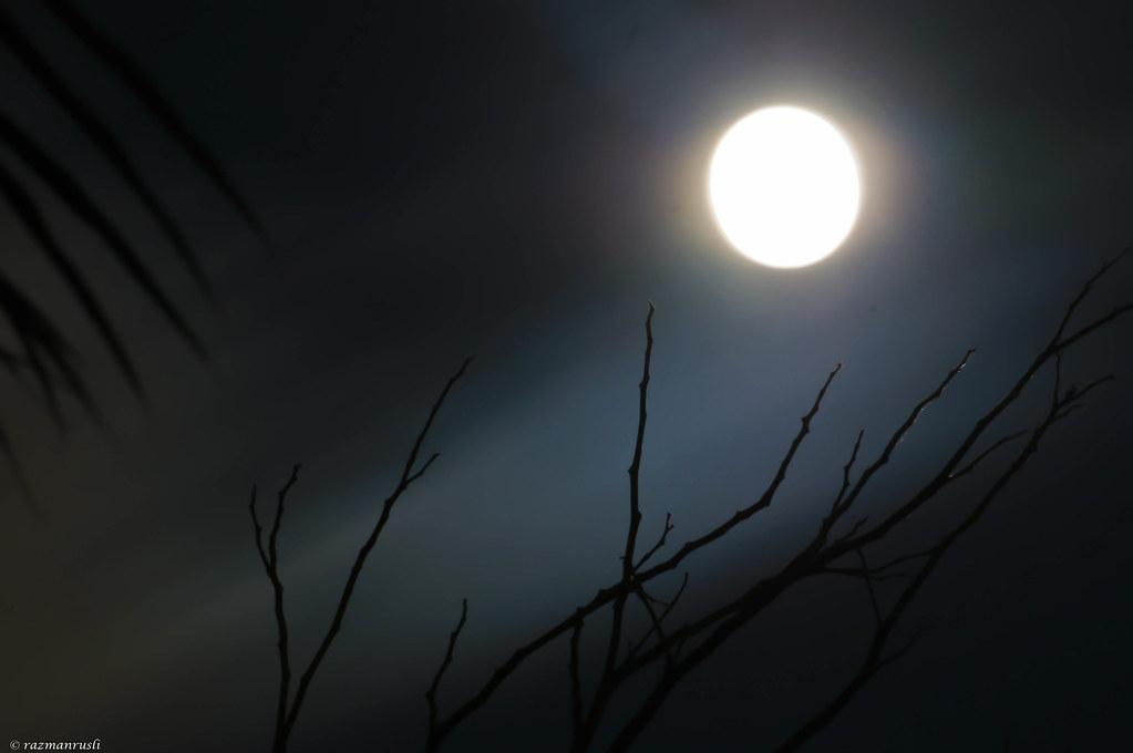 Kaleng Buran, Kisah Legenda Lelaki Bidayuh Yang Bertukar Hodoh Apabila Bulan Tidak Mengambang