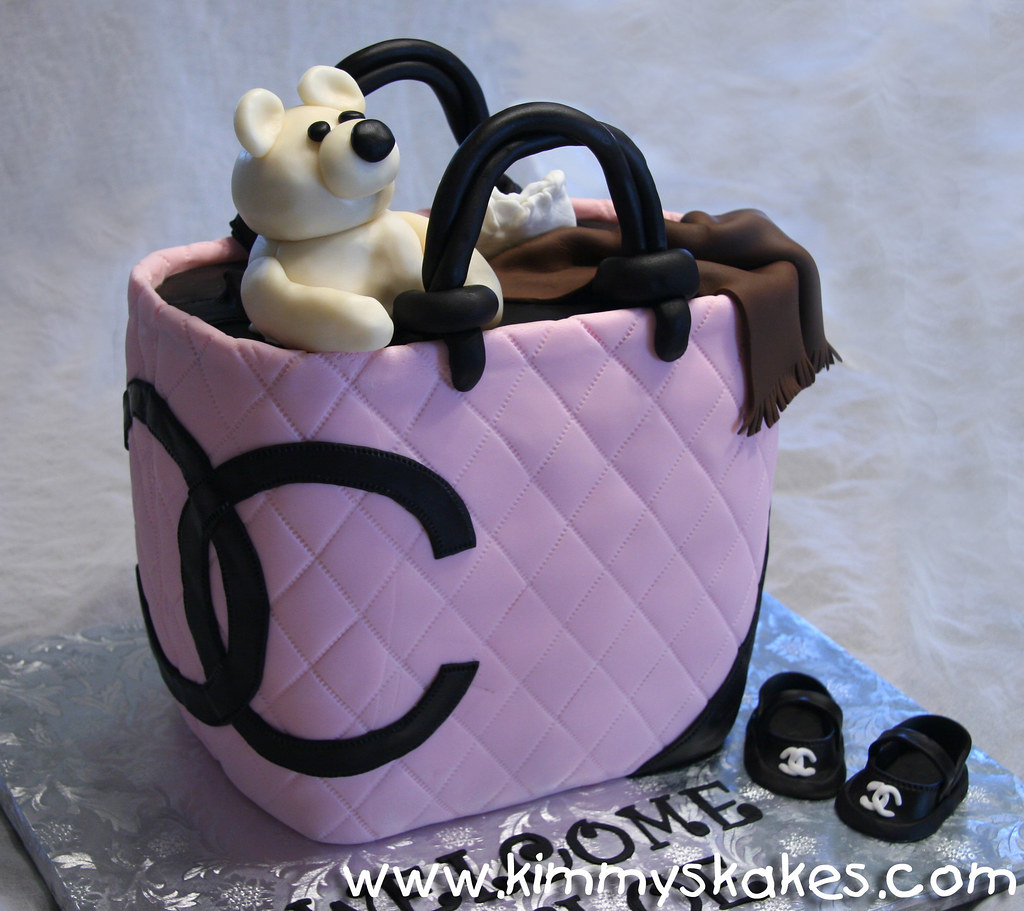 ec9dfa820c89 Chanel Diaper Bag | Kimmy Buchanan | Flickr