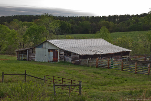 abandoned barn rural landscape 1 wake forrest farm north raleigh route carolina stable