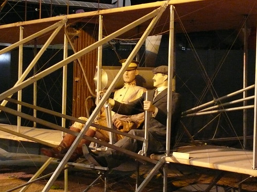 Wright Brothers Replica National Museum of the United States Air Force | by marada