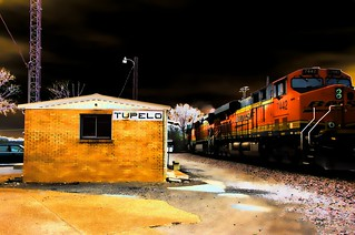 Tupelo Station Solarized | by ZannWalker