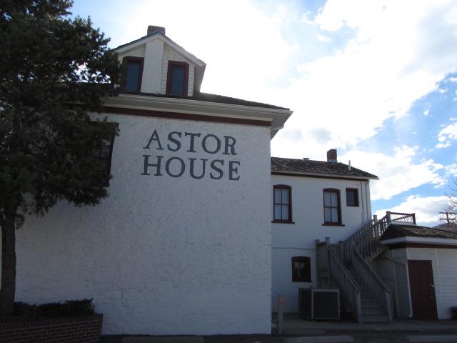 Former Boarding House