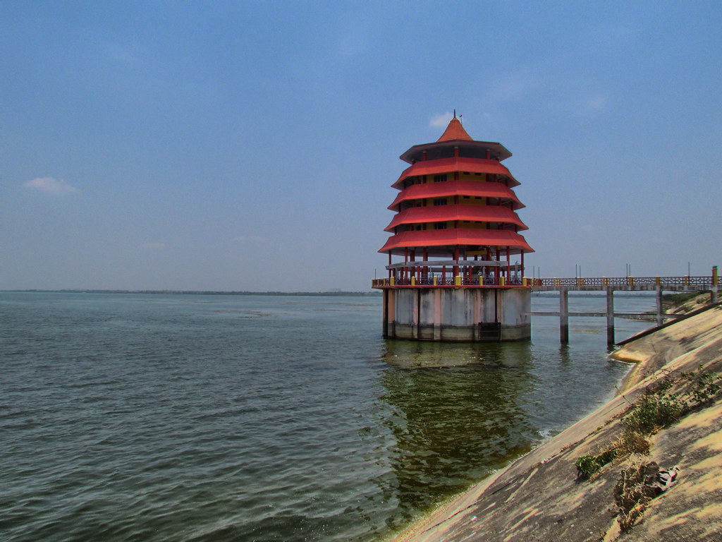 Chembarambakkam Lake, Chennai | Chembarambakkam Lake, Chenna
