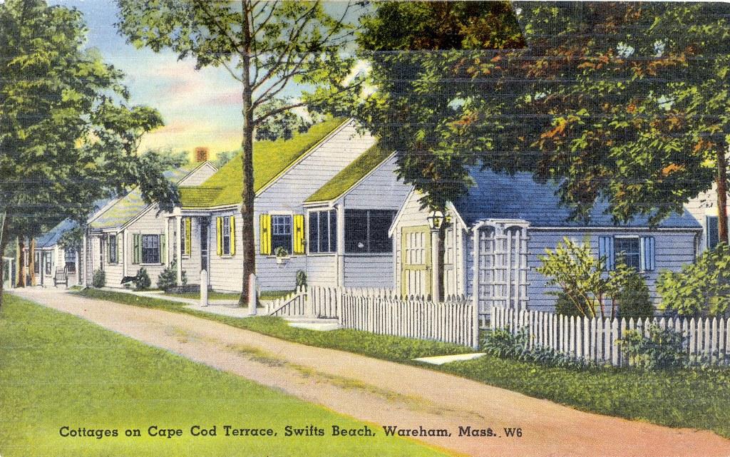 Sensational Cottages On Cape Cod Terrace Swifts Beach Wareham Mass Download Free Architecture Designs Momecebritishbridgeorg
