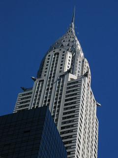 Chrysler Building | by zoonabar