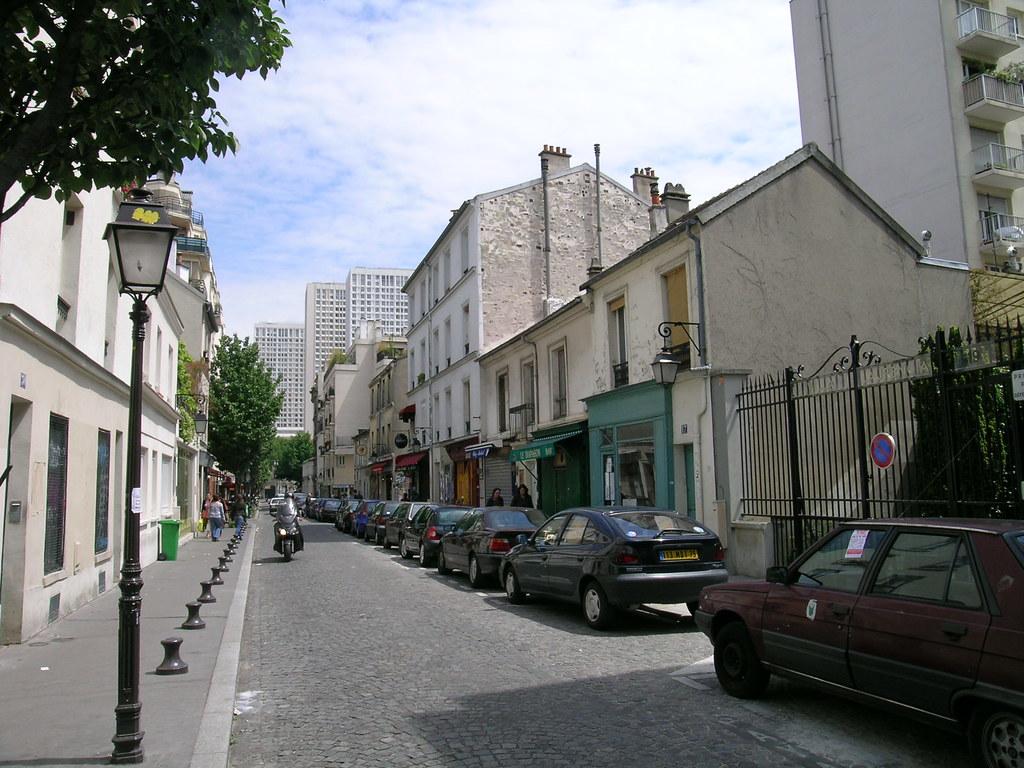 La Butte Aux Cailles Photos rue de la butte aux cailles - paris (france) | this place wi