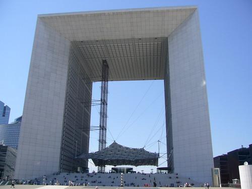 La Grande Arche de la Défense | by claytron