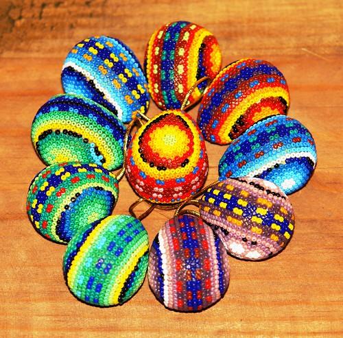 Artesanía Huichol